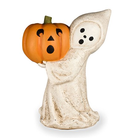 bethany lowehalloween kl7554 little ghost with jack o lantern nib 2018](The History Of Halloween Jack O Lantern)