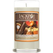 Pumpkin Pie Earring Candle (Surprise Jewelry Valued at $15 to $5,000)