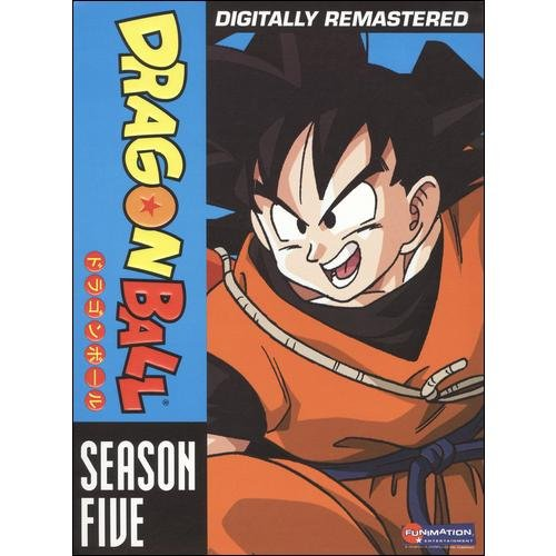 DragonBall: Season Five (Uncut)