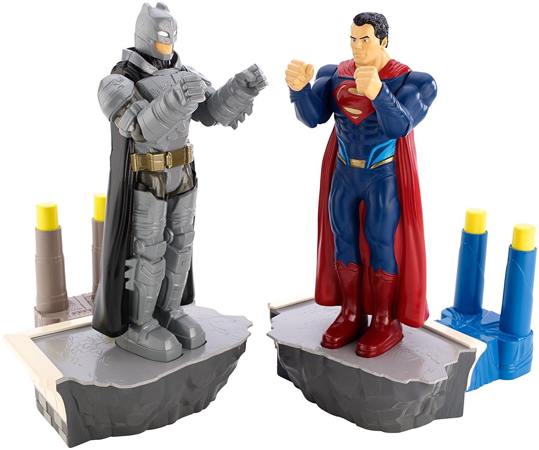 Rock 'Em Sock 'Em Robots: Batman v. Superman Edition..., By Mattel Ship from US by