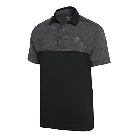 a03a8576 Jolt Gear Dri-Fit Golf Shirts for Men - Moisture Wicking Short-Sleeve Polo  Shirt - Walmart.com