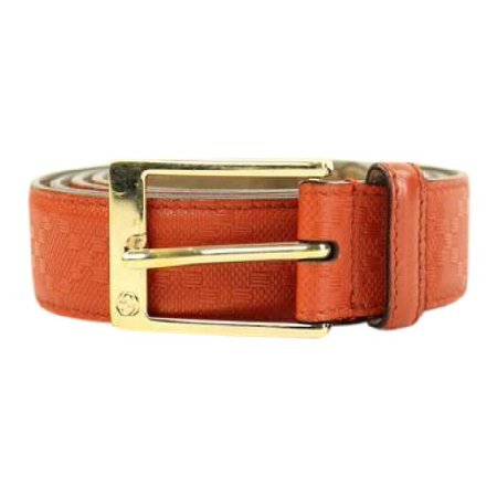 Red Embossed ssima Imprime 1ggty223 Size 42 Belt