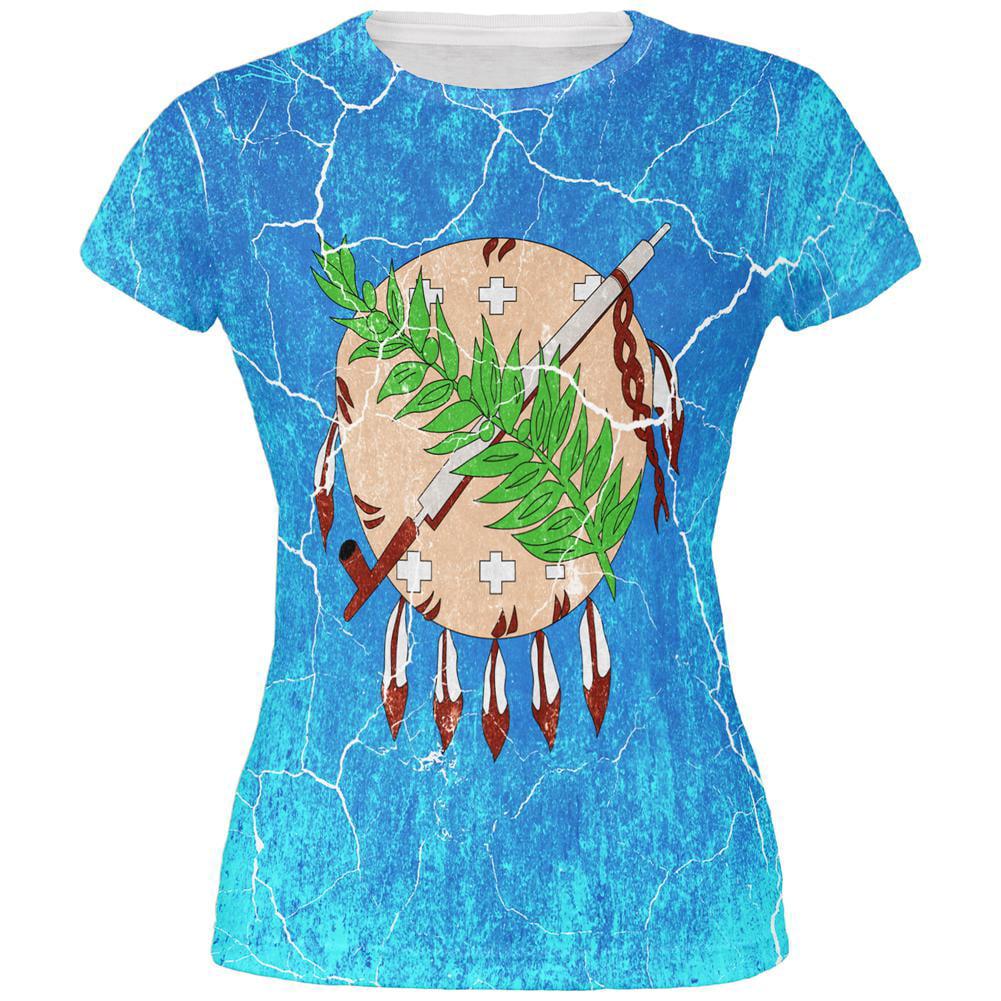 Select Gifts Shirt Dress Studs Oklahoma Flag Cufflinks