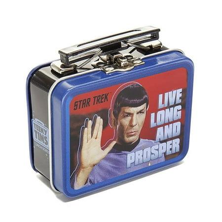 Star Trek The Original Series Teeny Tin Lunch Box, 1 Random Design