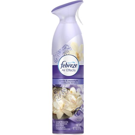 Febreze Air Effects Vanilla Moonlight Air Freshener, 9.7 ...