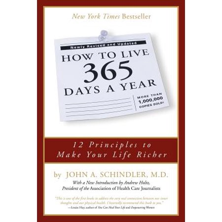 How To Live 365 Days A Year Walmart