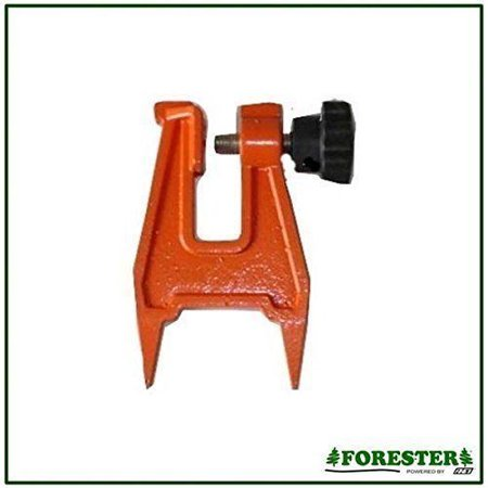 Forester Stump Vise for Chainsaw Chain Sharpening - FORSV260 - Use with all Saws