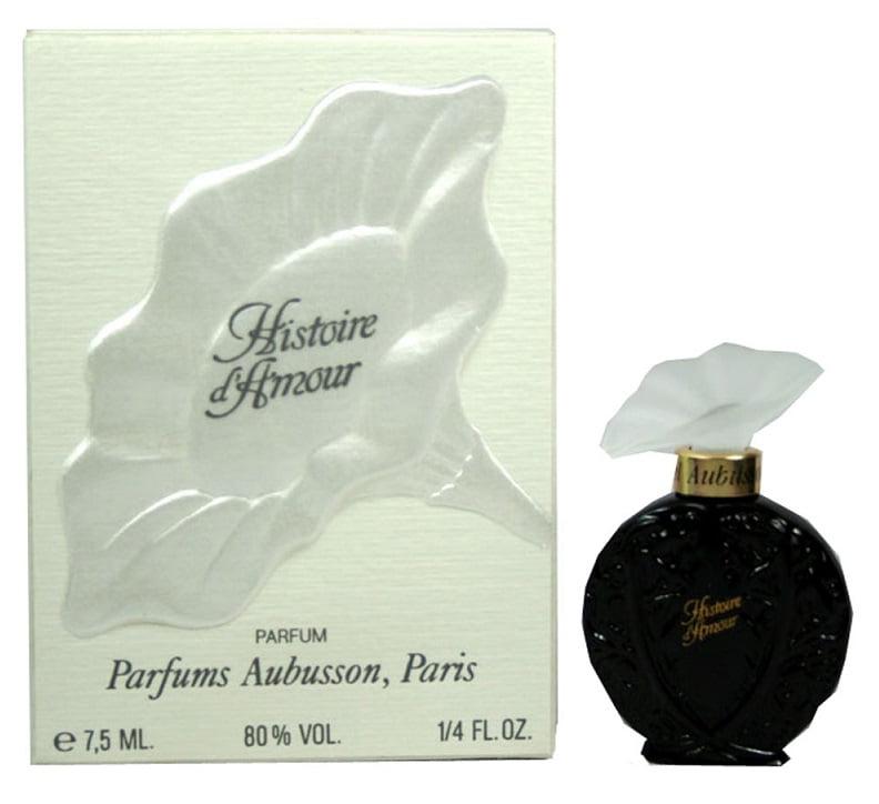HISTOIRE D'AMOUR Aubusson 1/4 oz Parfum Mini Womens Perfume Splash New 7.5ML NIB