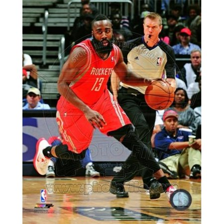 Photofile PFSAAPK00301 James Harden 2012-13 Action Sports Photo - 8 x 10 - image 1 of 1