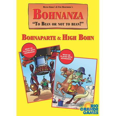 Rio Grande Games Bohnanza: High Bohn and Bohnaparte Expansions (High Gear Game)