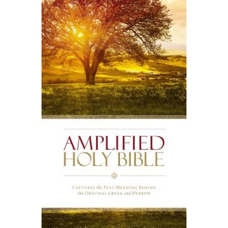 Amplified Bible-Am : Captures the Full Meaning Behind the Original Greek and Hebrew