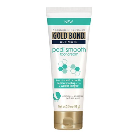 Gold Bond Ultimate Pedi Smooth Foot Cream, 3.5 Oz, 2 - Smooth Elephants Foot