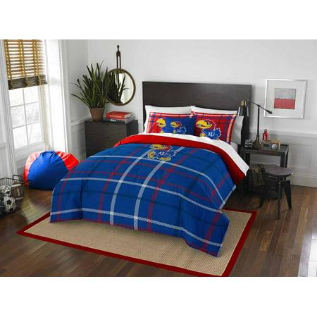 Kansas Full Comforter And Shams