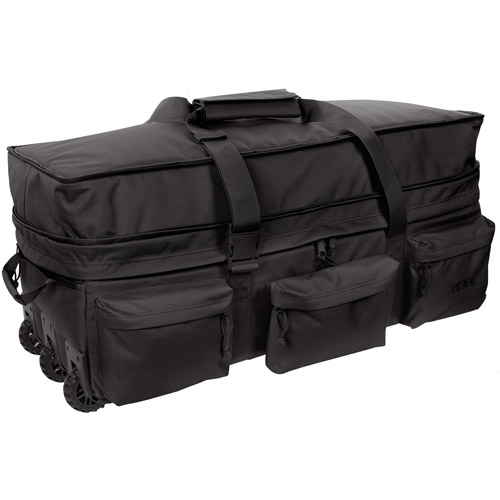 Sandpiper Rolling Roll Out Bag XL, Black