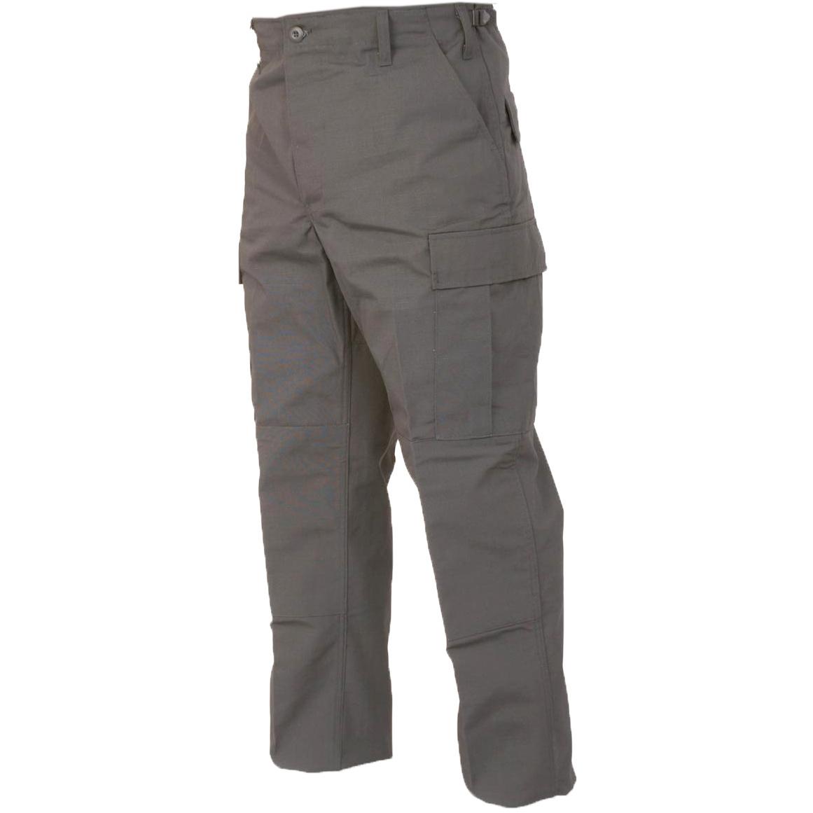 Tru-Spec Mens Tactical Response Uniform Pants Pantalon d/écontract/é 31-35 Homme Bleu Marine