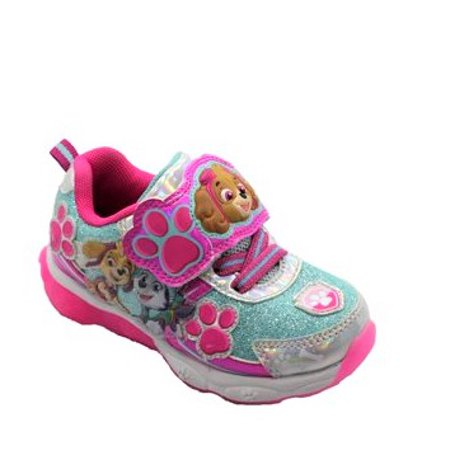 Nickelodeon Paw Patrol Athletic Sneaker (Toddler Girls)