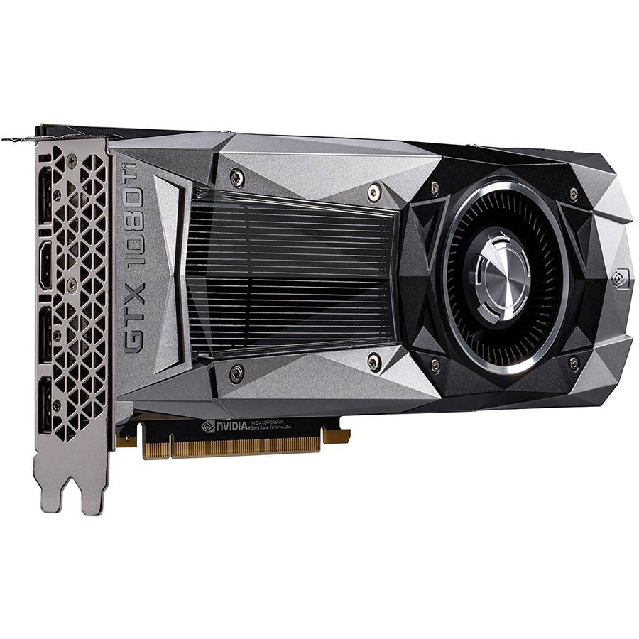 MSI GeForce GTX Ti Founders Edition Graphics Card by MSI