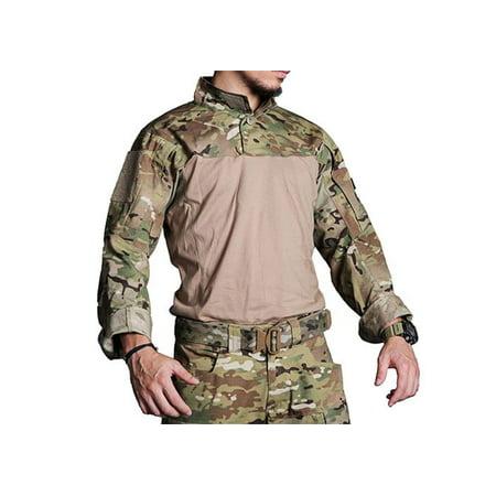 Emerson Gear Blue Label BDU Assault Shirt ( Multicam / Large )