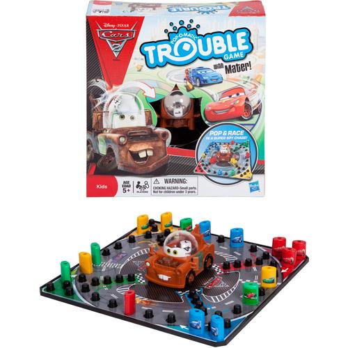 Trouble Disney Pixar Cars 2 Edition