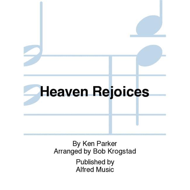 Alfred Music 00-LGLC00313 Heaven Rejoices Listening CD