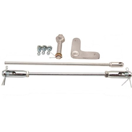 Single Carb Linkage Kit for Ram Induction Adapter