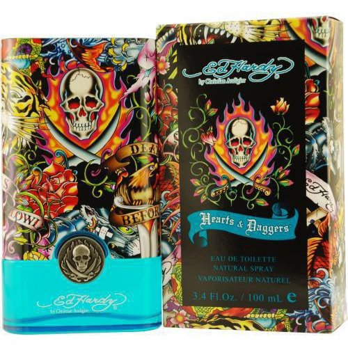 Ed Hardy Hearts And Daggers Woman Eau De Perfume Spray 100ml: Deals_andBeyond On Walmart Seller Reviews