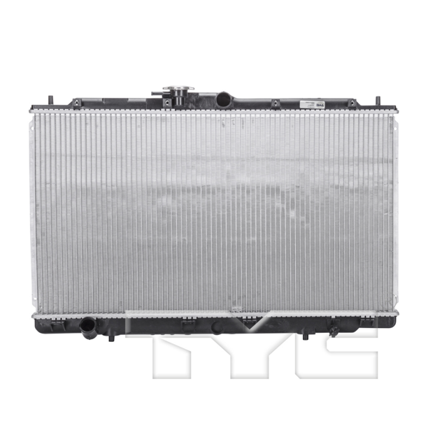 KarParts360: For 2002 2003 Acura TL Radiator Replaces