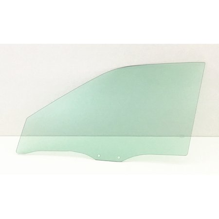 For 1994-1996 Mercury Tracer & Ford Escort 4 Door Driver/Left Side Front Door Window Replacement Glass ()