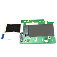 G938P 0G938P CN-0G938P Dell Studio 1557 1558 Expresscard Slot Media Card Reader Board W/ Cables I/O Boards- Video Audio USB IR DC TV PWR