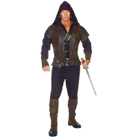 Assassin Adult Halloween Costume - Kids Assassin Creed Costume