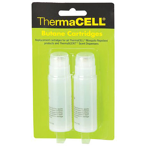 Thermacell Mosquito Repellent Butane Refill