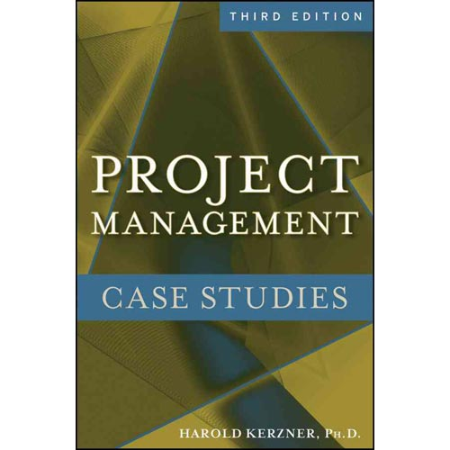 project management case studies harold kerzner Downloading project management: workbook and case studies set by harold r kerzner pdf or in any other available formats is not a problem with our reliable resource searching for rare books on the web.