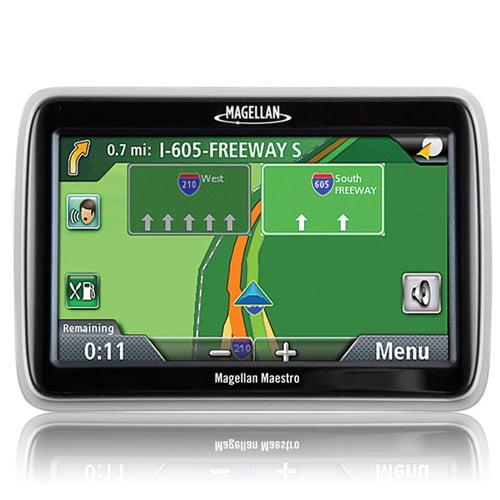 "Magellan Maestro 4700  4.7"" PND,TTS,1 Touch,Voice Command"
