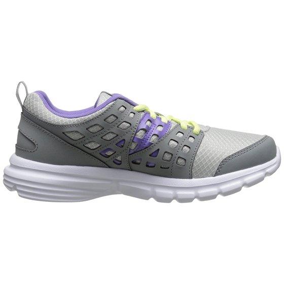 Reebok Women's Speed Rise Running Shoe, Steel/Flat Grey/Lush Orchid/Citrus  Glow/White, 6 M US - Walmart.com