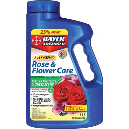 Release Granules - Bayer 2-in-1 Systemic Rose and Flower Care Granules