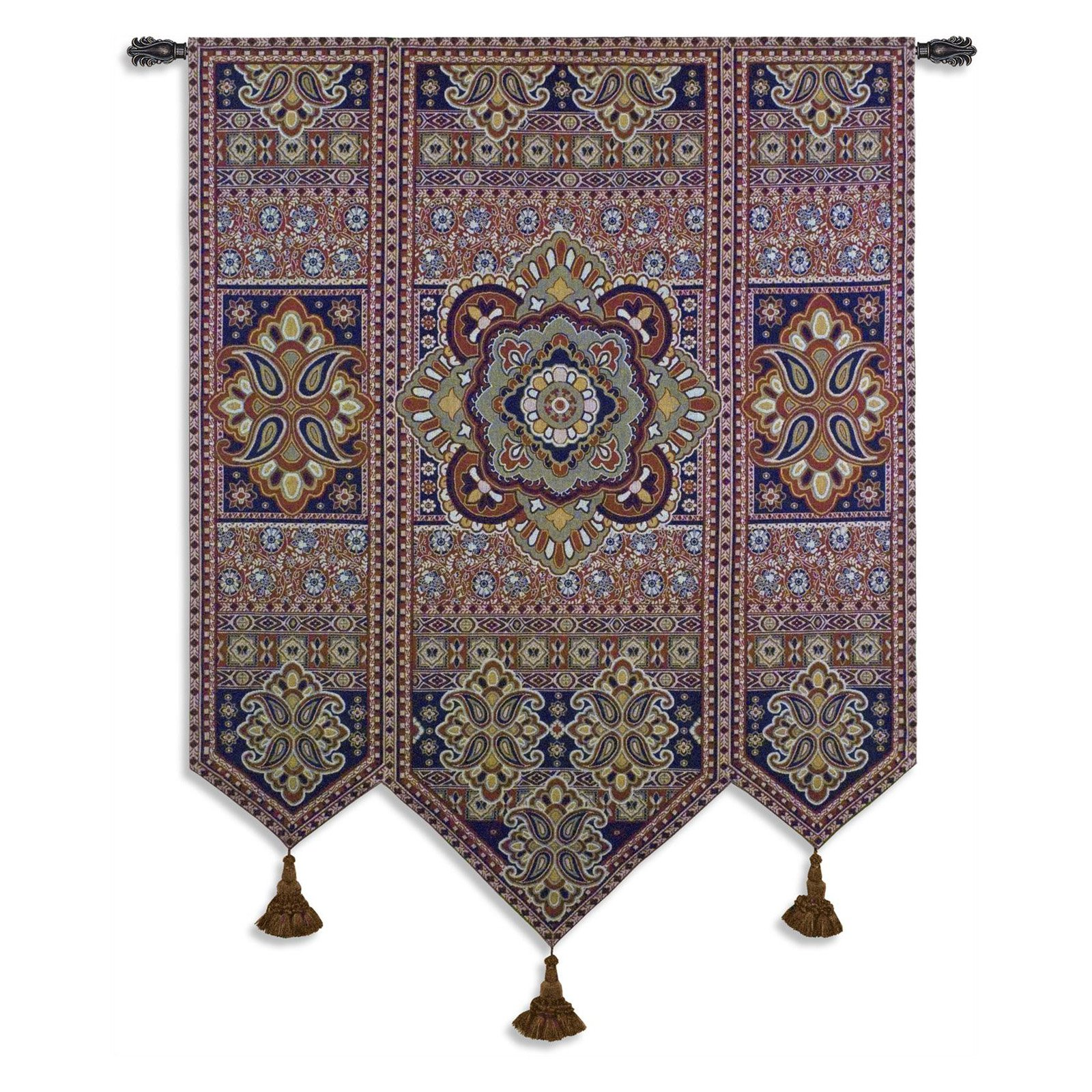 Click here to buy Fine Art Tapestries Masala Wall Tapestry by Supplier Generic.