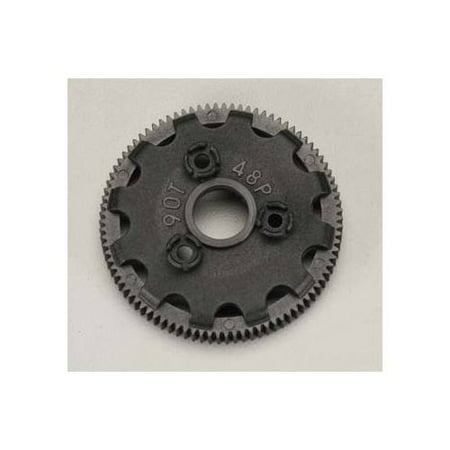 Heavy Duty Spur Gear - 4690 Spur Gear 48P 90T Multi-Colored