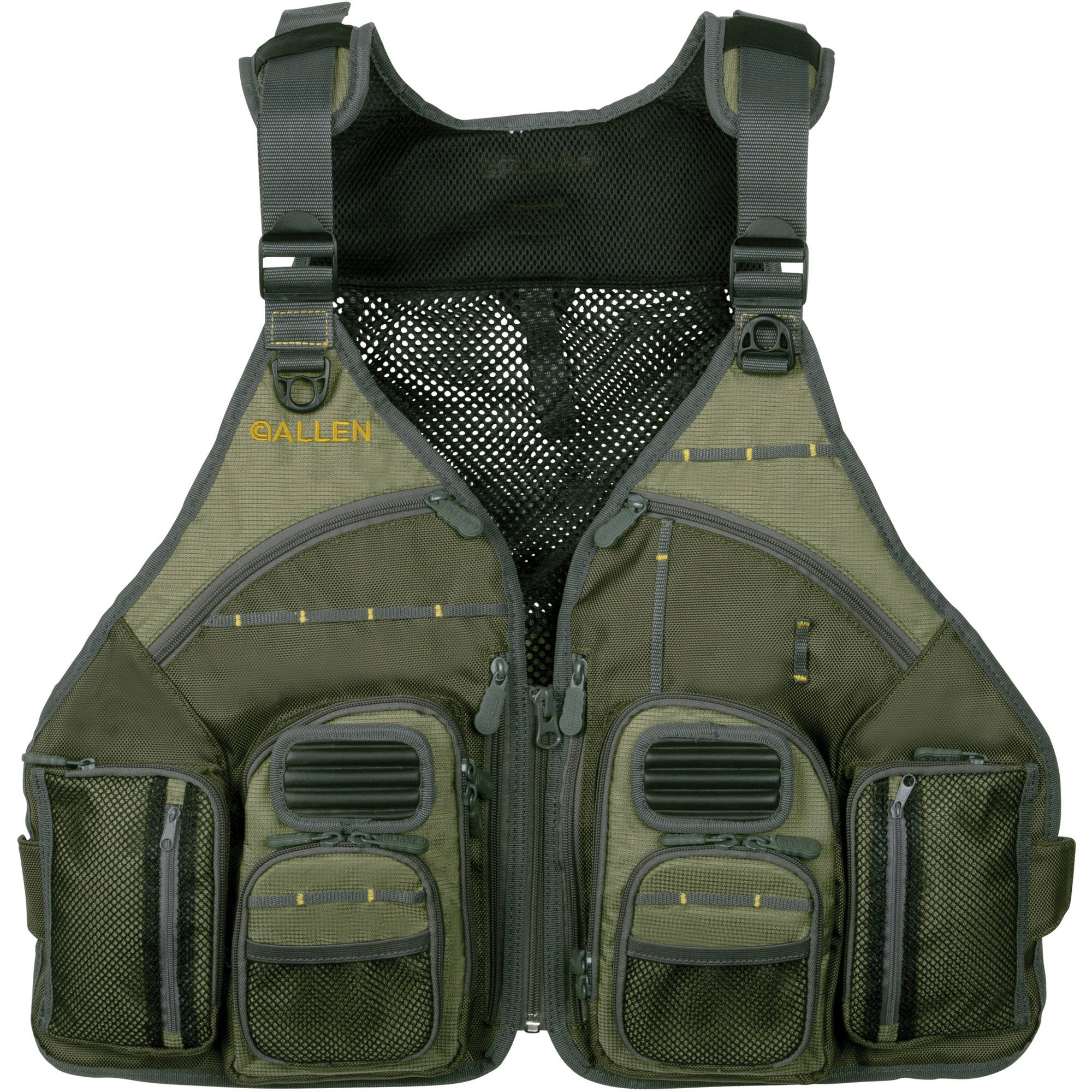 Big Horn Fishing Vest by Allen Company by Allen Company