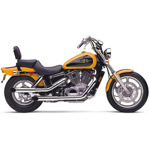 Cobra Boulevard Slash-Cut Slip-On Mufflers Fits 05-08 Honda VTX1800F