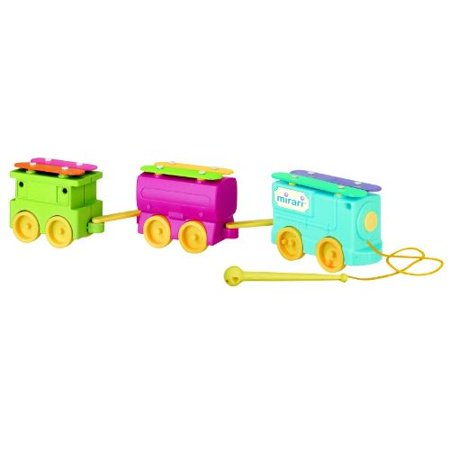 Patch Products 7945 Zig-Zag Xylo Train - Mommy Patch Products