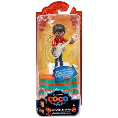 Disney   Pixar In Motion Miguel Rivera Figure