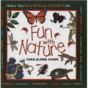 Take Along Guides: Fun with Nature : Take Along Guide (Hardcover)