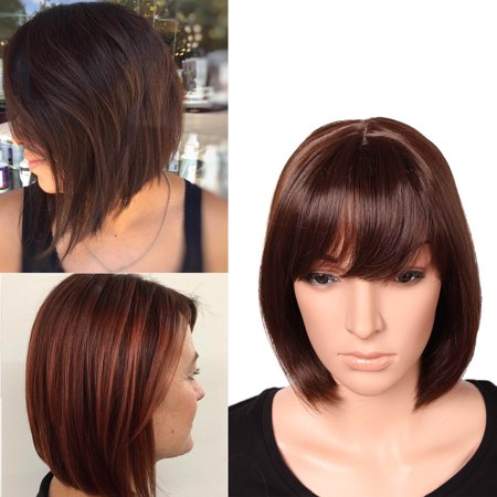 Costume Wig Care (S-noilite Short Bob Hair Wigs 12.5