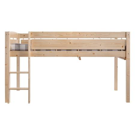 Canwood Junior Loft Bed White