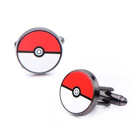Pokemon Black PVD Plated Pokeball - Pokemon Plates