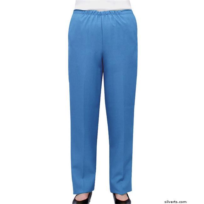 Silverts 230503403 Womens cloth hook and eye Pants Arthri...