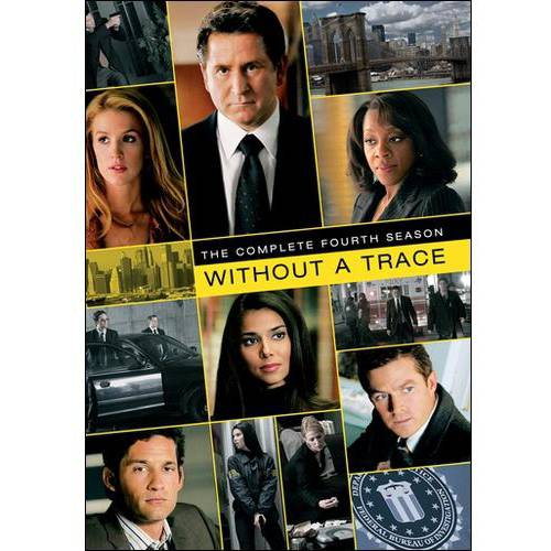 Without A Trace: The Complete Fourth Season