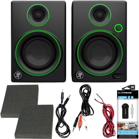 Reference Audio (Mackie CR Series CR3 - 3