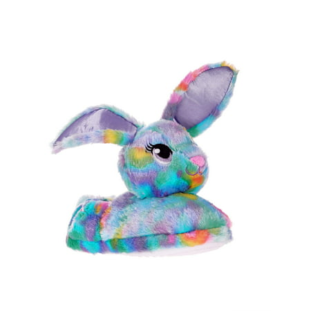 Build A Bear Bb Slipper Color Burst Bunny