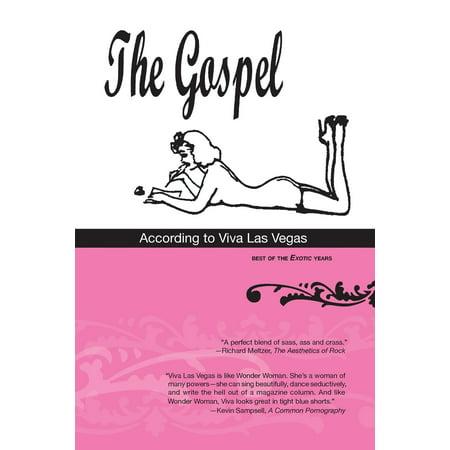 The Gospel According to Viva Las Vegas : Best of the Exotic (Ann Margret Viva Las Vegas My Rival)
